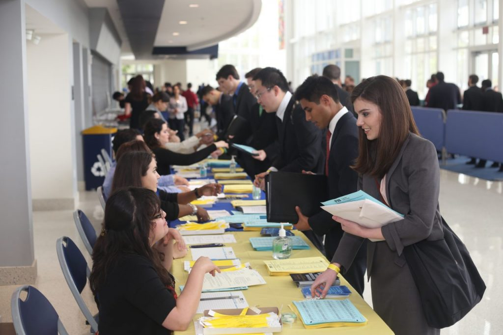 fiu-career-expo-stock-image