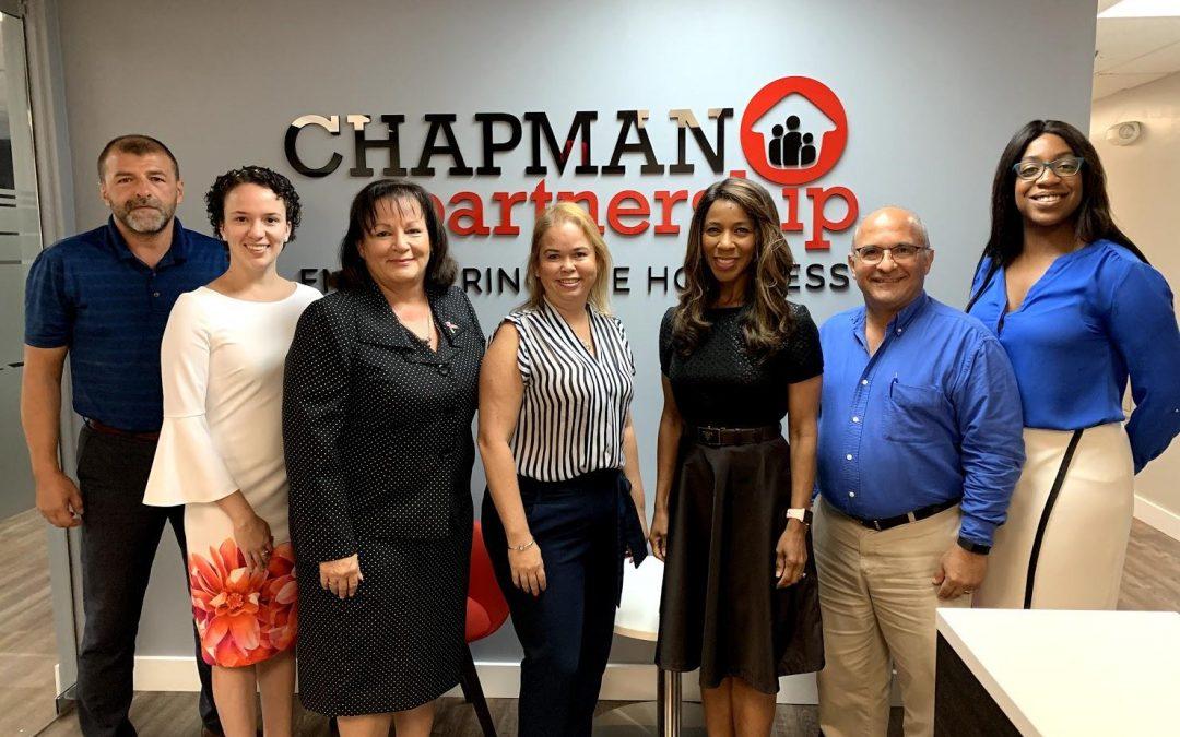 Visit to Chapman Partnership
