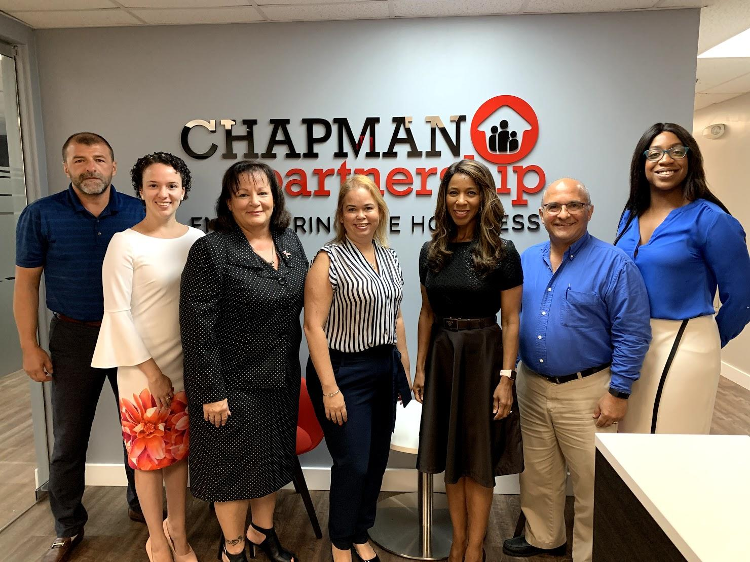 Visit to Chapman Partnership