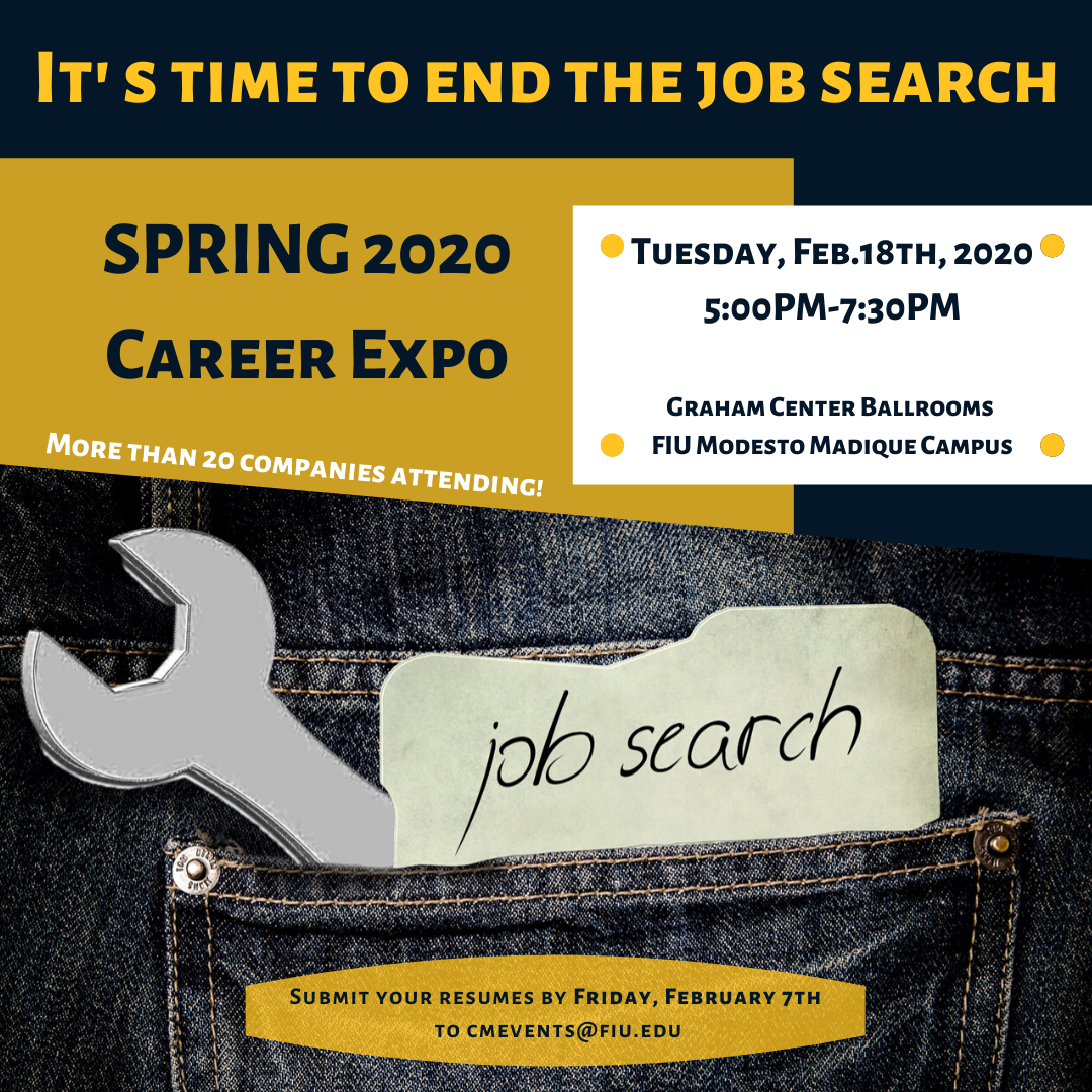Are you ready for our biggest Career Expo yet?