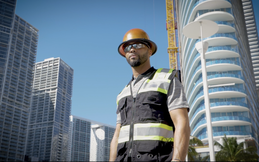 FIU's Certificate Program on Construction Trades, powered by the Lennar Foundation, provides underserved members of the community with jobs